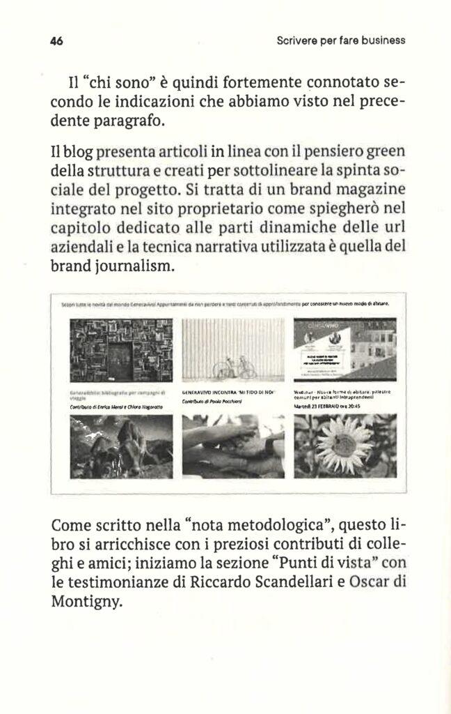 Pagina 46 Scrivere per fare business